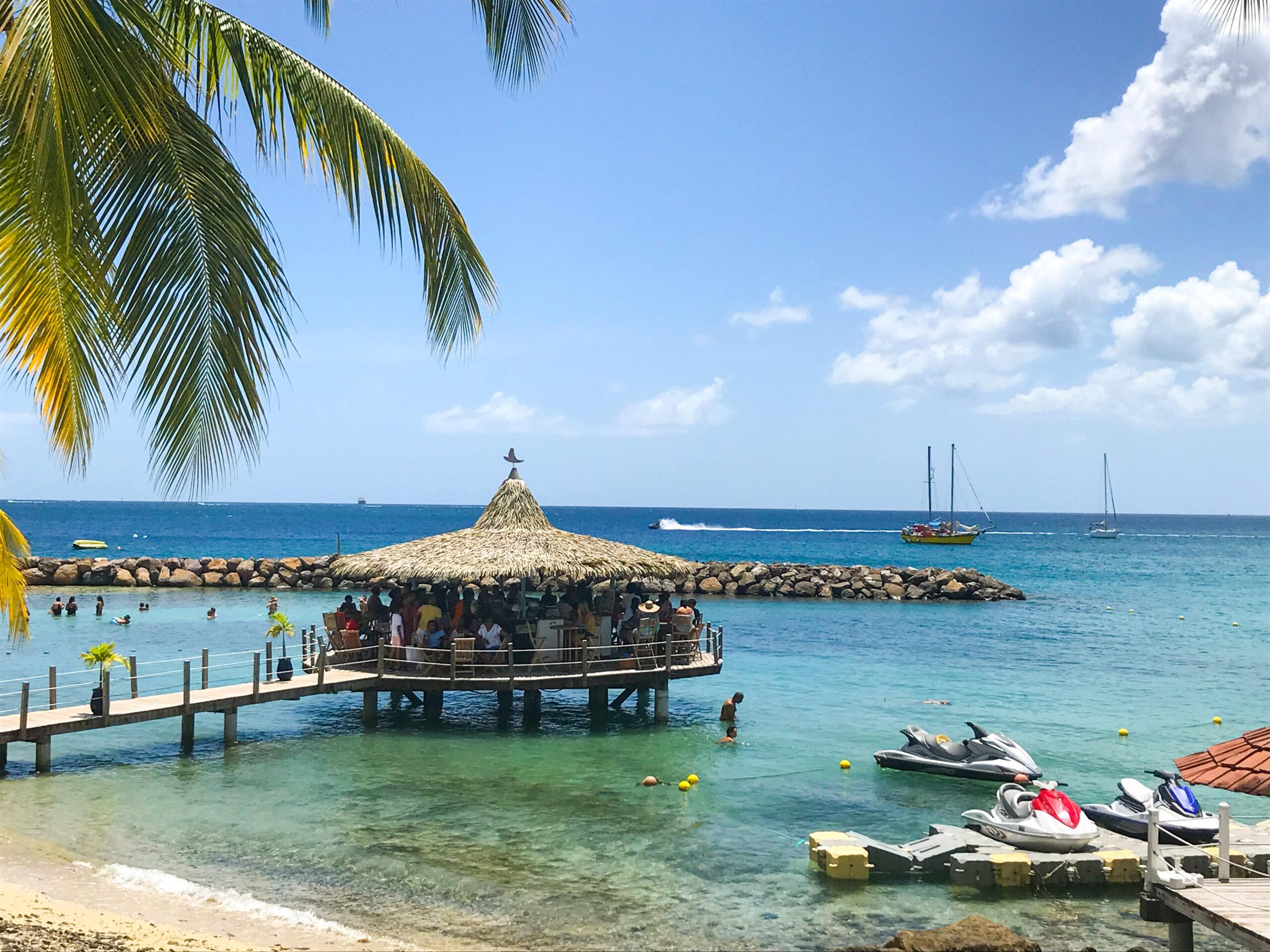 Hotel Bakoua - Trois Ilets Martinique