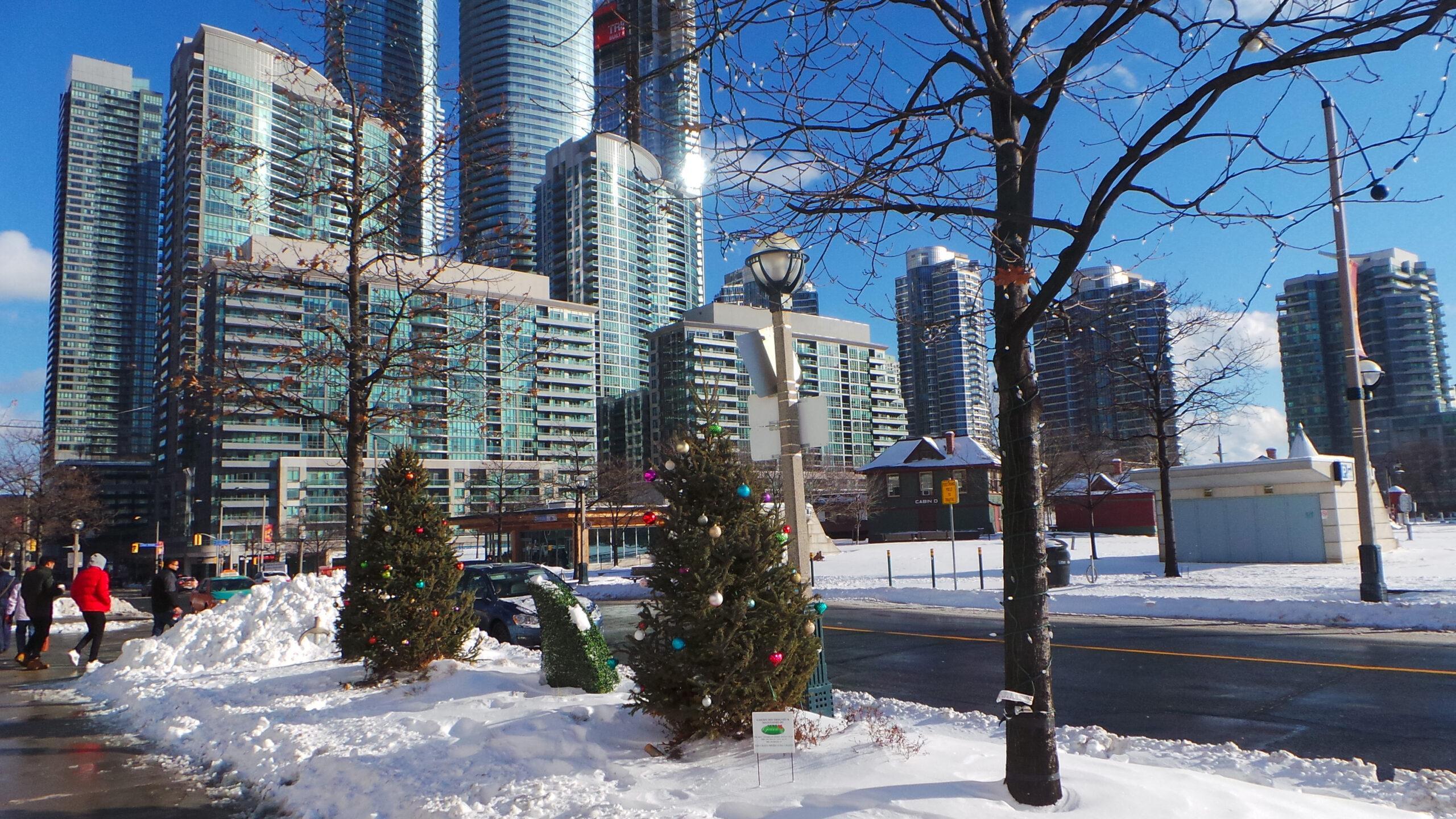 Toronto downtown - Canada