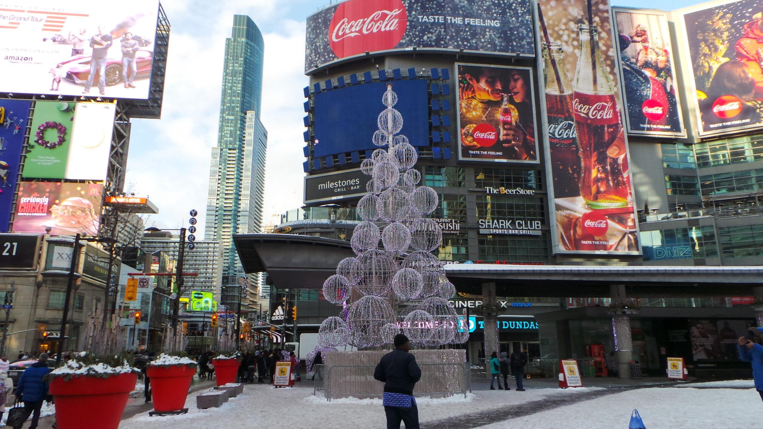 Dundas Square - Toronto Canada